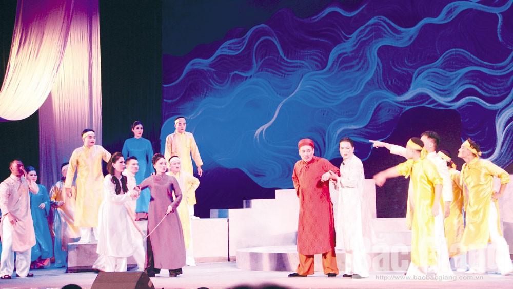 Khán giả Bắc Giang với Liên hoan Chèo toàn quốc 2019: Đón đợi từng vở diễn